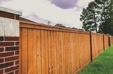 Privacy fences are great to add to the property for privacy and security. You can get a privacy fence in most any fence material type so fit any style and taste. Privacy is very important so don't hesitate to call us to determine the best way to add privacy to your property.
